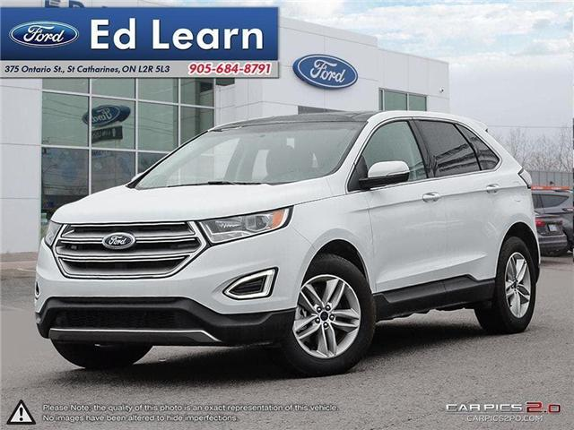 2017 Ford Edge SEL (Stk: 702490) in St Catharines - Image 1 of 28