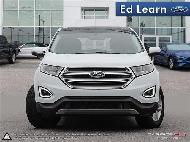 2017 Ford Edge SEL (Stk: 702490) in St Catharines - Image 2 of 28