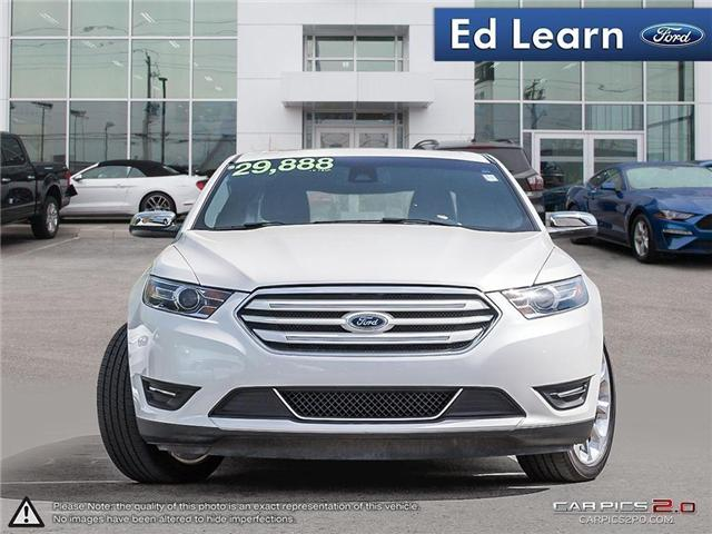2017 Ford Taurus Limited (Stk: 702523) in St Catharines - Image 2 of 27
