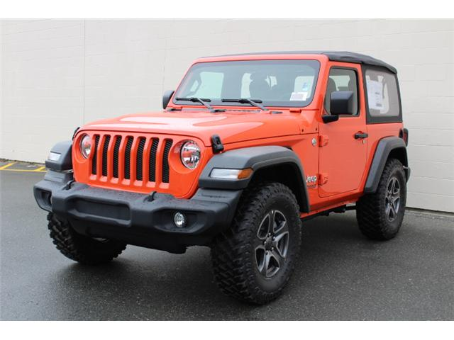 2018 Jeep Wrangler Sport (Stk: W211183) in Courtenay - Image 2 of 30