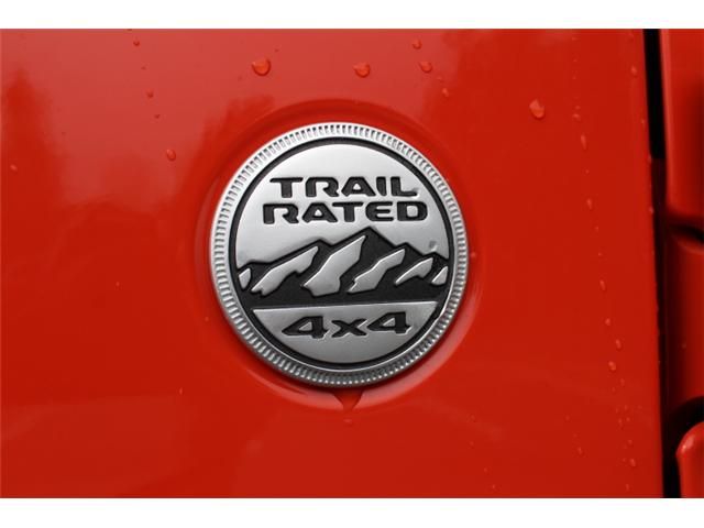 2018 Jeep Wrangler Sport (Stk: W211183) in Courtenay - Image 24 of 30
