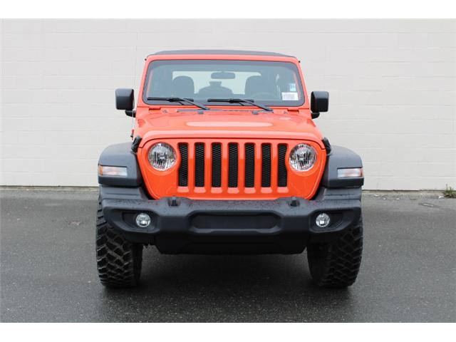 2018 Jeep Wrangler Sport (Stk: W211183) in Courtenay - Image 25 of 30