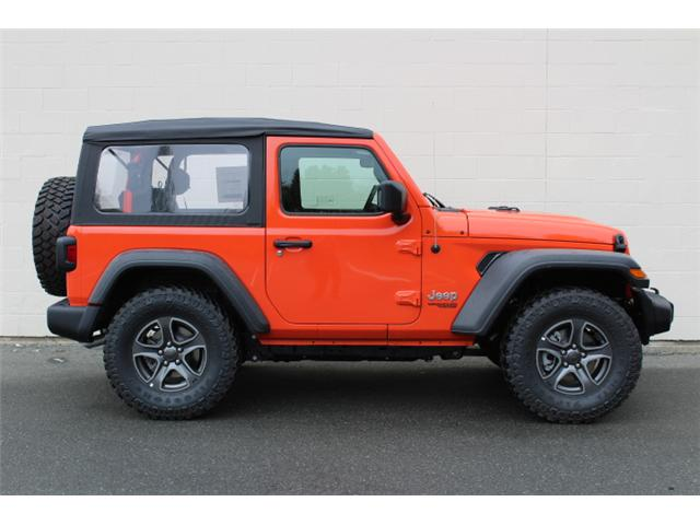 2018 Jeep Wrangler Sport (Stk: W211183) in Courtenay - Image 26 of 30