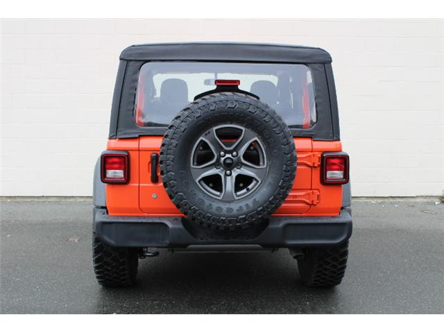 2018 Jeep Wrangler Sport (Stk: W211183) in Courtenay - Image 27 of 30