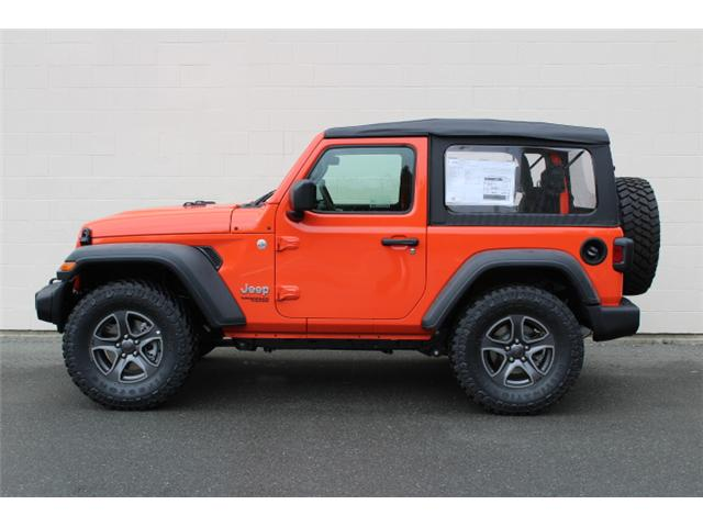 2018 Jeep Wrangler Sport (Stk: W211183) in Courtenay - Image 28 of 30