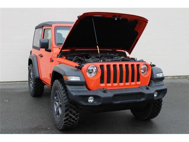 2018 Jeep Wrangler Sport (Stk: W211183) in Courtenay - Image 29 of 30