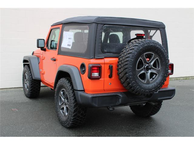 2018 Jeep Wrangler Sport (Stk: W211183) in Courtenay - Image 3 of 30