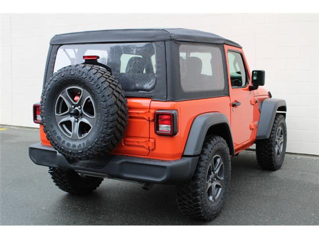 2018 Jeep Wrangler Sport (Stk: W211183) in Courtenay - Image 4 of 30