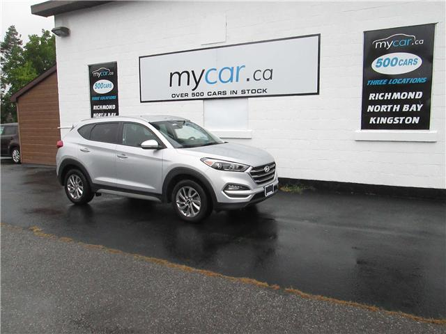 2017 Hyundai Tucson Premium (Stk: 181387) in Richmond - Image 2 of 13