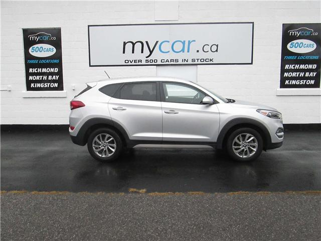 2017 Hyundai Tucson Premium (Stk: 181387) in Richmond - Image 1 of 13