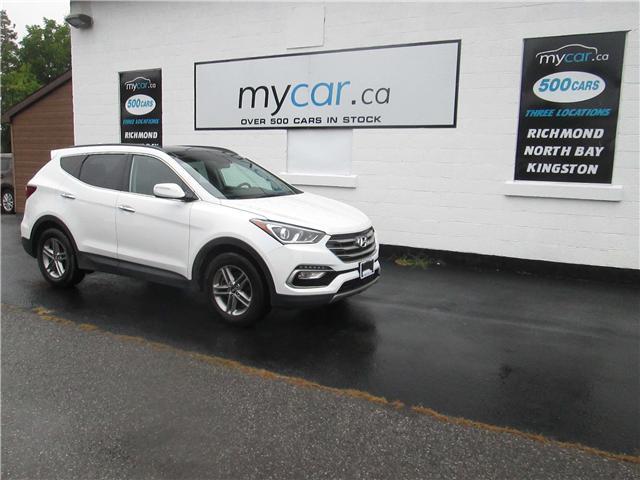 2018 Hyundai Santa Fe Sport 2.4 SE (Stk: 181388) in Richmond - Image 2 of 14