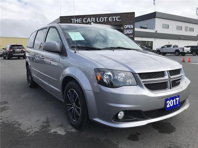 2017 Dodge Grand Caravan GT (Stk: 18491) in Sudbury - Image 1 of 14