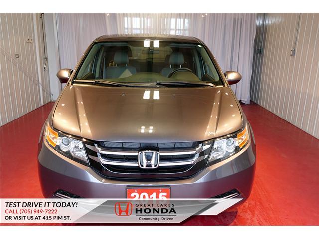 2015 Honda Odyssey EX (Stk: HP551) in Sault Ste. Marie - Image 2 of 22