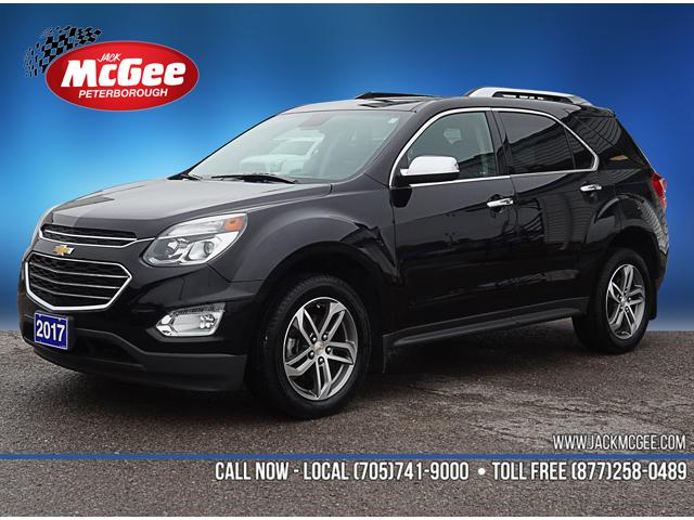 2017 Chevrolet Equinox Premier (Stk: 18924A) in Peterborough - Image 1 of 21