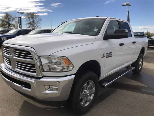 2018 RAM 3500 SLT (Stk: 18R34300) in Devon - Image 1 of 21