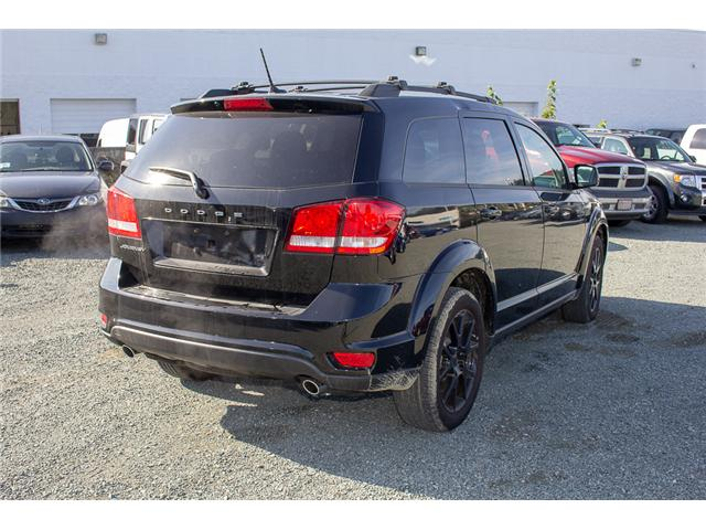 2017 Dodge Journey SXT (Stk: H563766) in Abbotsford - Image 7 of 26