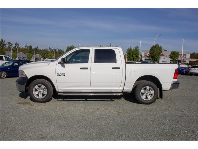 2018 RAM 1500 ST (Stk: J346054) in Abbotsford - Image 4 of 24