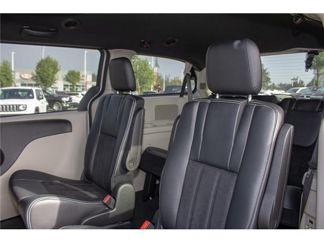 2018 Dodge Grand Caravan CVP/SXT (Stk: J155972) in Abbotsford - Image 11 of 24
