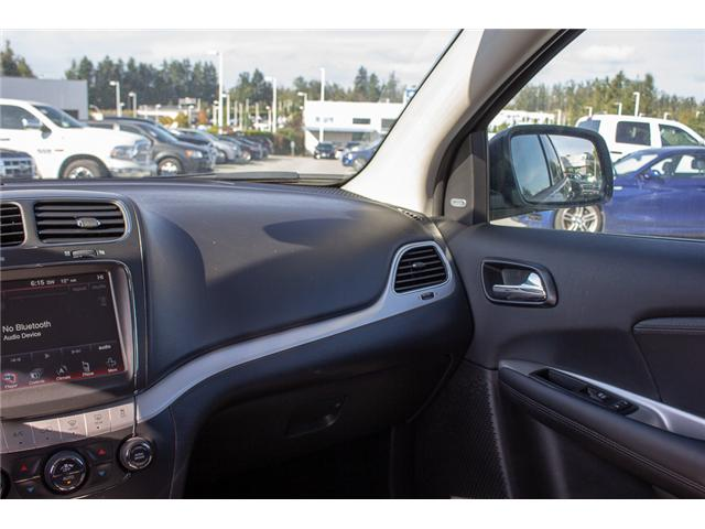 2017 Dodge Journey SXT (Stk: H563766) in Abbotsford - Image 16 of 26