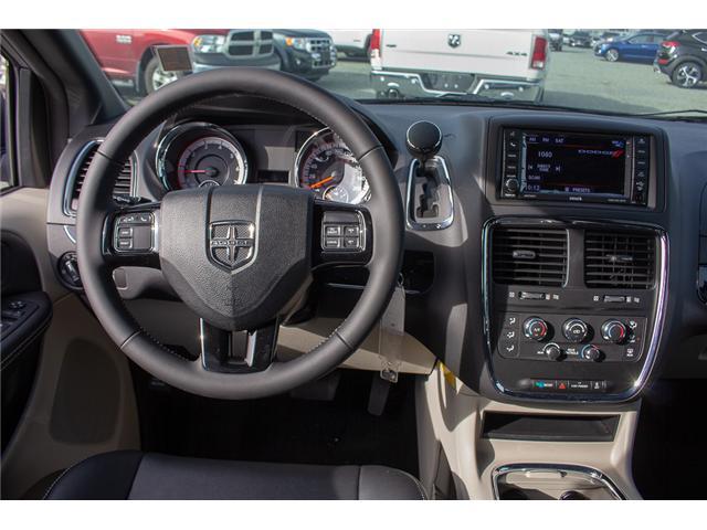 2018 Dodge Grand Caravan CVP/SXT (Stk: J155972) in Abbotsford - Image 13 of 24