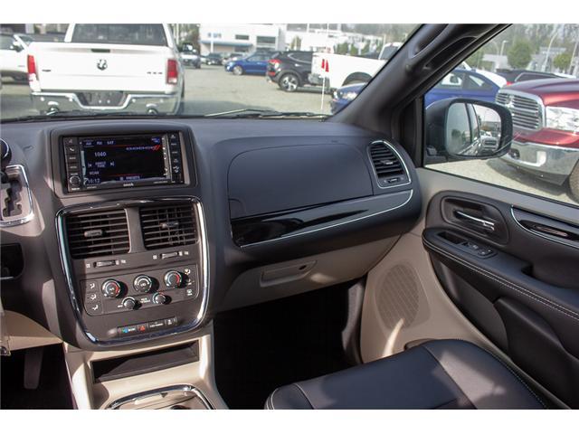 2018 Dodge Grand Caravan CVP/SXT (Stk: J155972) in Abbotsford - Image 14 of 24