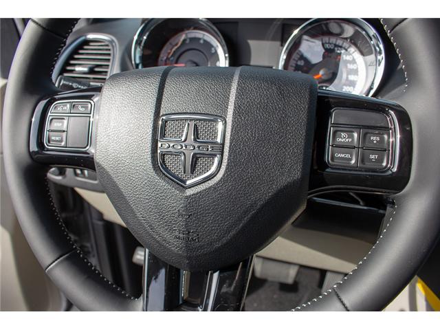 2018 Dodge Grand Caravan CVP/SXT (Stk: J155972) in Abbotsford - Image 17 of 24