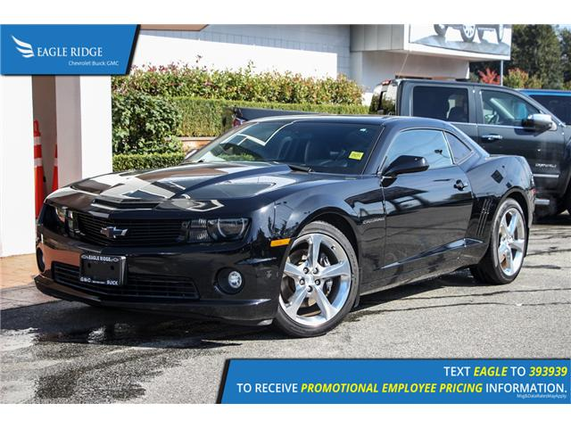 2013 Chevrolet Camaro 2SS (Stk: 138343) in Coquitlam - Image 1 of 16