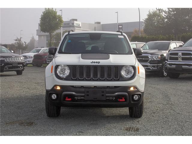 2018 Jeep Renegade Trailhawk (Stk: JH92557) in Abbotsford - Image 2 of 27