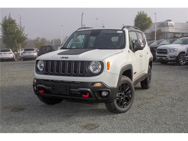 2018 Jeep Renegade Trailhawk (Stk: JH92557) in Abbotsford - Image 3 of 27