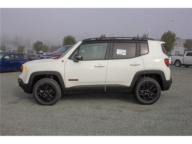 2018 Jeep Renegade Trailhawk (Stk: JH92557) in Abbotsford - Image 4 of 27