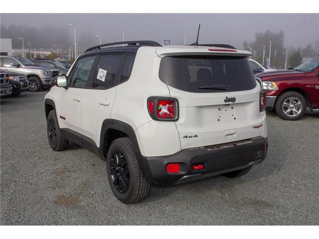 2018 Jeep Renegade Trailhawk (Stk: JH92557) in Abbotsford - Image 5 of 27