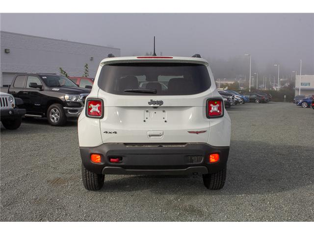 2018 Jeep Renegade Trailhawk (Stk: JH92557) in Abbotsford - Image 6 of 27