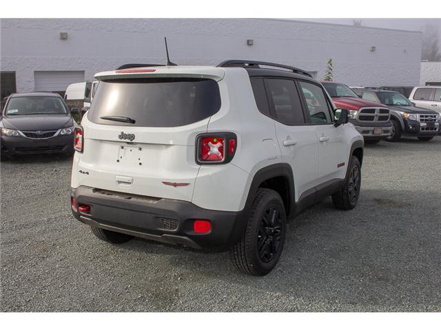 2018 Jeep Renegade Trailhawk (Stk: JH92557) in Abbotsford - Image 7 of 27