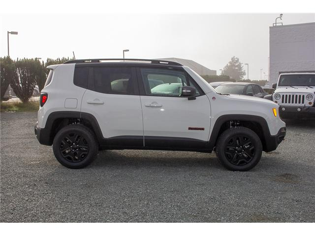 2018 Jeep Renegade Trailhawk (Stk: JH92557) in Abbotsford - Image 8 of 27