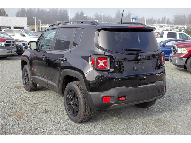 2018 Jeep Renegade Trailhawk (Stk: JH95619) in Abbotsford - Image 5 of 30