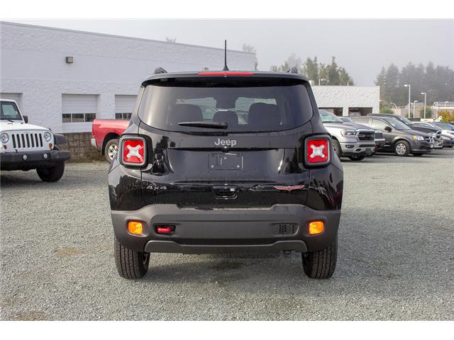 2018 Jeep Renegade Trailhawk (Stk: JH95619) in Abbotsford - Image 6 of 30