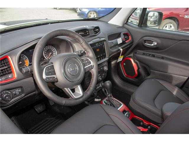 2018 Jeep Renegade Trailhawk (Stk: JH92557) in Abbotsford - Image 12 of 27