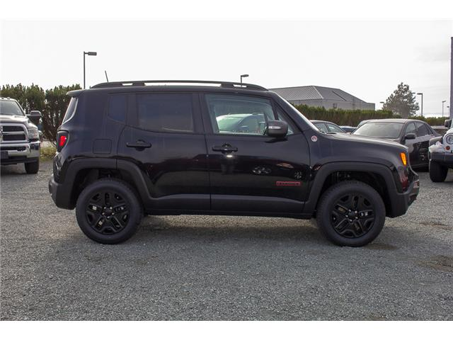 2018 Jeep Renegade Trailhawk (Stk: JH95619) in Abbotsford - Image 8 of 30