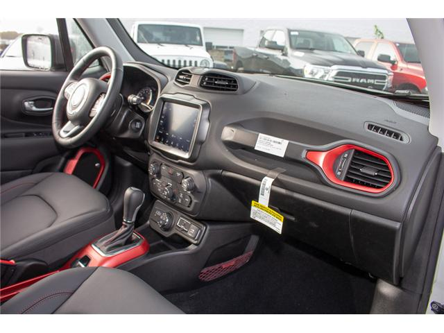 2018 Jeep Renegade Trailhawk (Stk: JH92557) in Abbotsford - Image 17 of 27