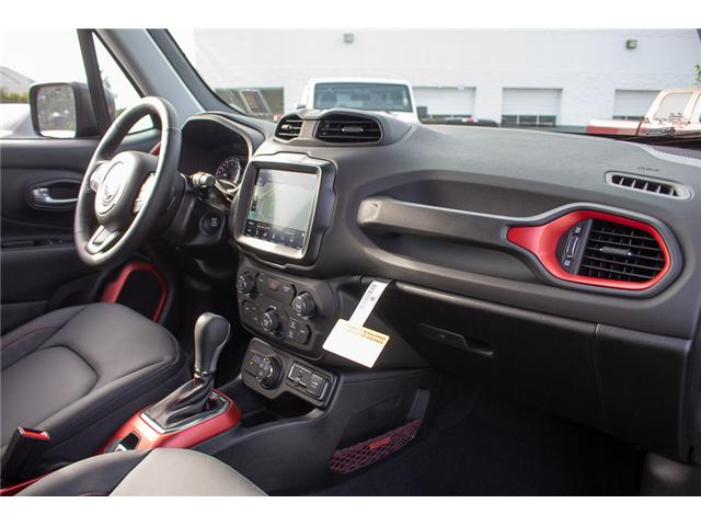 2018 Jeep Renegade Trailhawk (Stk: JH95619) in Abbotsford - Image 19 of 30