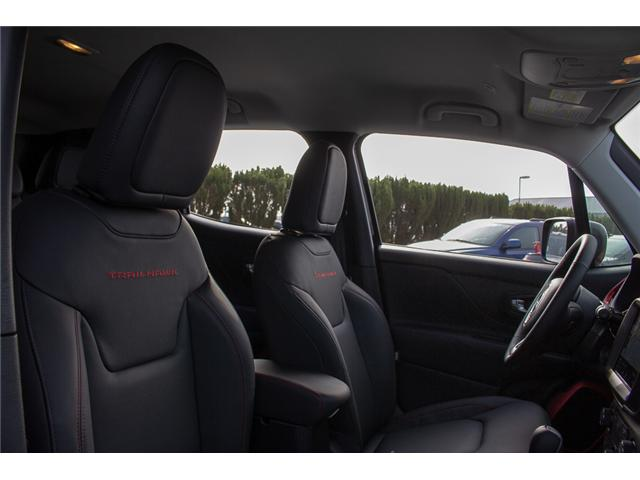 2018 Jeep Renegade Trailhawk (Stk: JH95619) in Abbotsford - Image 20 of 30