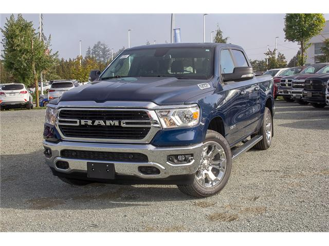 2019 RAM 1500 Big Horn (Stk: K637909) in Abbotsford - Image 3 of 28