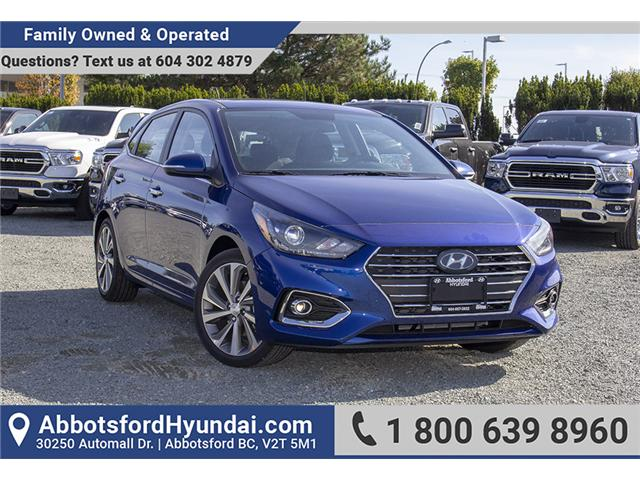 2019 Hyundai Accent Ultimate (Stk: KA045124) in Abbotsford - Image 1 of 27