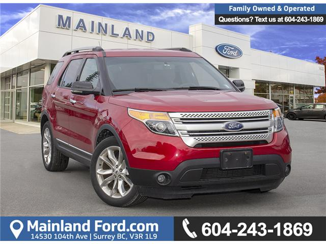 2012 Ford Explorer XLT (Stk: 8F16355A) in Surrey - Image 1 of 25