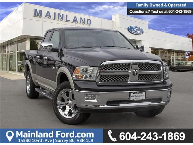 2010 Dodge Ram 1500 Laramie (Stk: P0314) in Surrey - Image 1 of 27