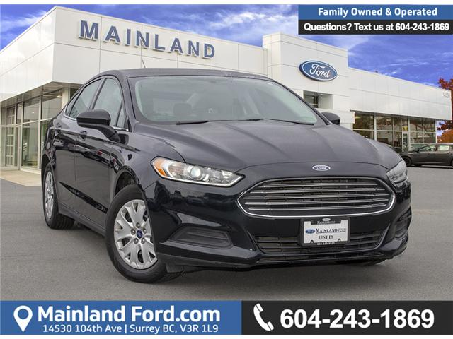 2014 Ford Fusion S (Stk: P6592A) in Surrey - Image 1 of 25