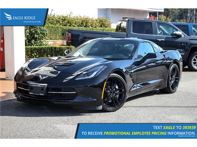 2019 Chevrolet Corvette Stingray (Stk: 93202A) in Coquitlam - Image 1 of 15