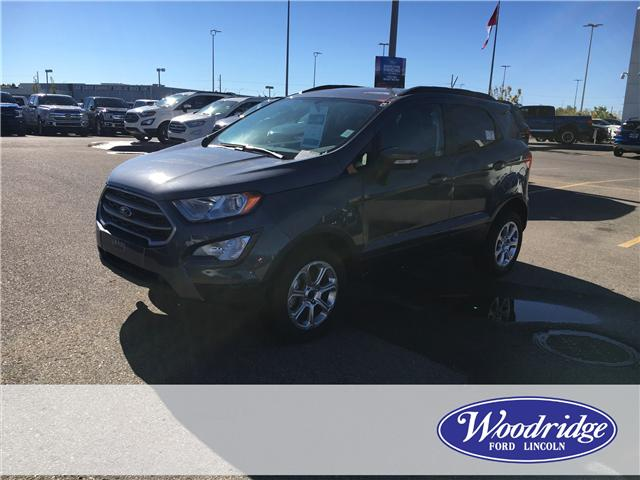2018 Ford EcoSport SE (Stk: J-2583) in Calgary - Image 1 of 5