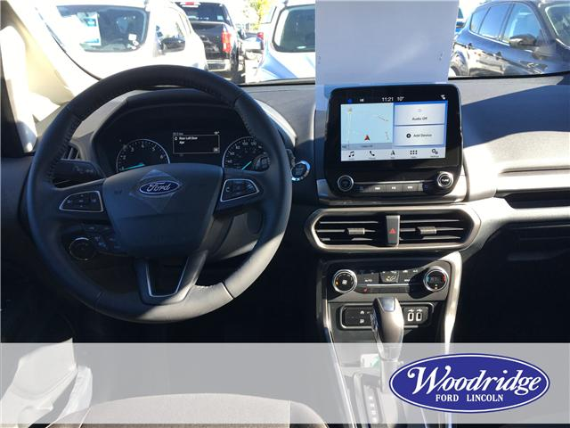 2018 Ford EcoSport SE (Stk: J-2583) in Calgary - Image 4 of 5