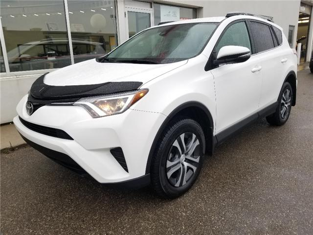2017 Toyota RAV4 LE (Stk: U01004) in Guelph - Image 1 of 25